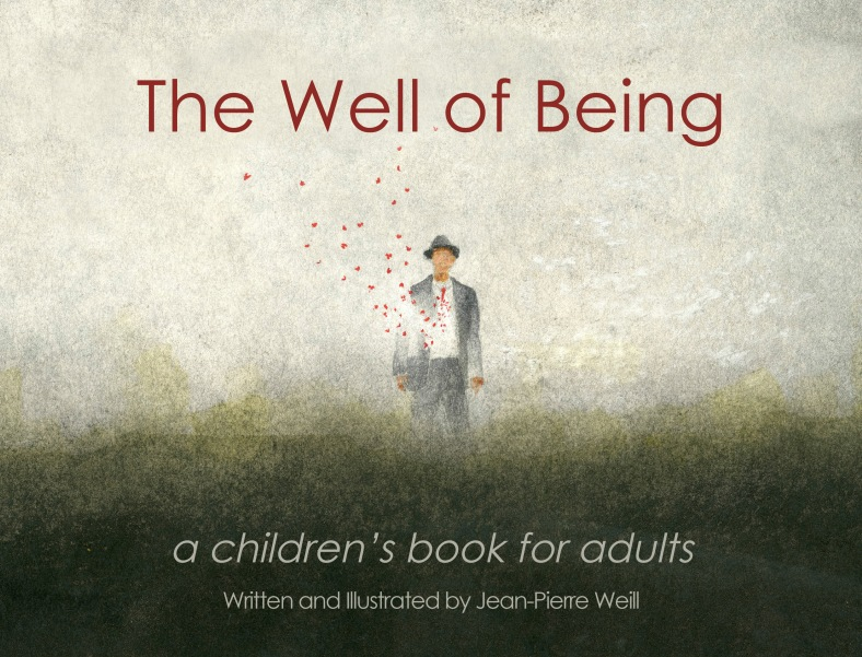 Well of Being Cover  for Margaret