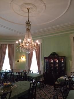dining room from Liz